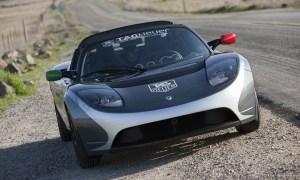 TAG Heuer Tesla Roadster