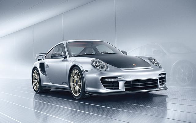 Porsche 911 GT2 RS, Porsche 997.2 911 GT2 RS