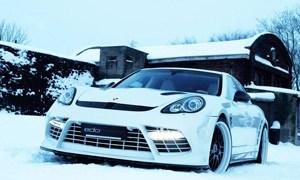 edo competition Motorsport Porsche Panamera Turbo