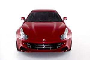 Ferrari Four Concept