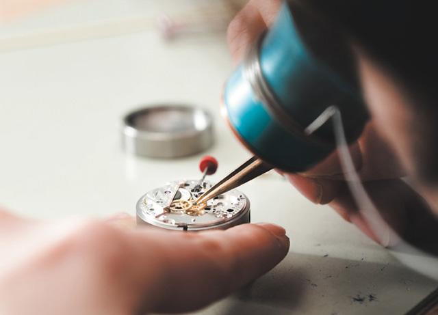 JeanRichard Watchmaker