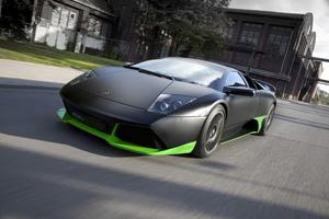 edo competition Lamborghini Murciélago LP 750