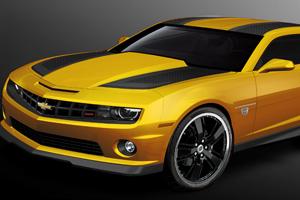 2012 Chevrolet Transformers Bumblebee Camaro