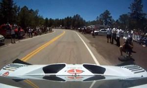 Nobuhiro Tajima and his Record-Breaking Pikes Peak Video