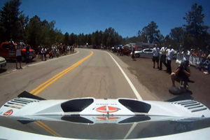 Nobuhiro Tajima and his Record-Breaking Pikes Peak Video