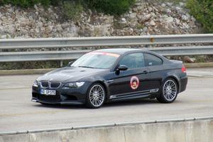 G-Power BMW M3 at Nardo High Speed Track