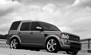 Project Kahn Land Rover Discovery Tuning