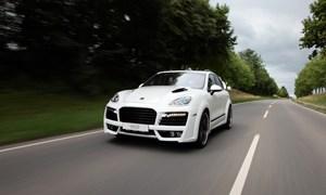 TechArt Porsche Cayenne Diesel Techtronic