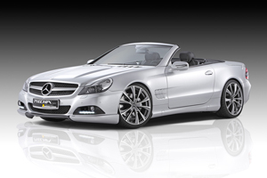 Piecha Design R230 Mercedes-Benz SL Tuning