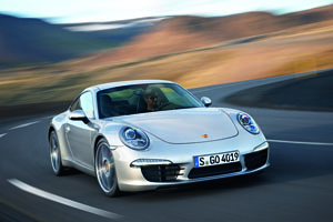 The new 2012 Porsche 991 911 Carrera
