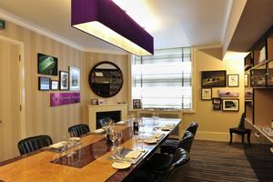 Bentley Dining Room at Mosiman's