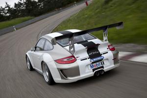 Porsche 911 GT3 Cup Racecar