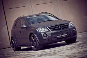 "Kicherer Mercedes-Benz ML63 ""Carbon Series"""