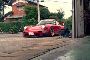 Rauh Welt Begriff Porsche Video