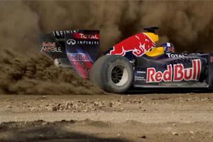 Red Bull Austin Formula 1 Video