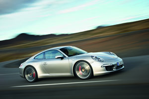 New Porsche 911 iPhone App