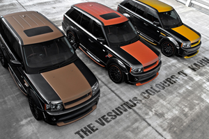 Project Kahn Vesuvius Color Range
