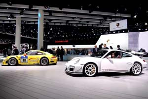 Porsche Motorsport Video