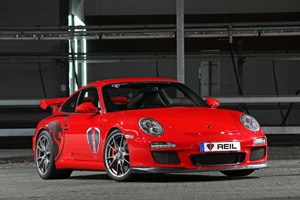 REIL Performance/MR Car Design Porsche 911 GT3