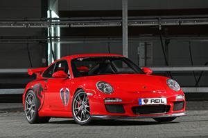 REIL Performance/MR Car Design Porsche 911 GT3