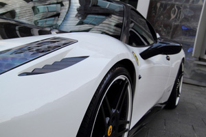 Anderson Germany Ferrari 458 Italia Carbon Edition
