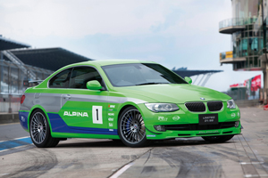 The Street-Legal BMW Alpina B3 GT3 Exposed