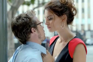 Sexy FIAT 500 Abarth Commercial
