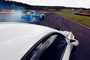 2011 MAXXIS British Drift Championship Video