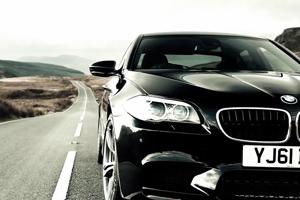 F10 BMW M5 Video