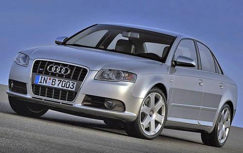 Audi S4, douchebag cars