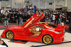 SLR 999 Red Gold Dream