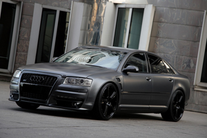 The D3 Audi S8 Venom Edition by Anderson Germany
