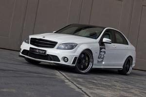 The new Kicherer Mercedes C63 AMG White Edition