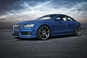 JMS Tuning Modifies the Audi A5/S5