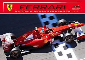 2012 Ferrari Calendar