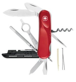 Wenger Minathor watchmaker's knife