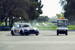 Rhys Millen Genesis Coupe Drift Video