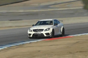 C63 AMG Black Series Video