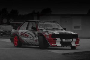 Gymkhana BMW e30 Video