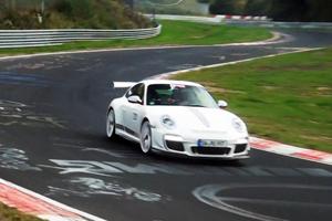 Porsche 911 GT3 RS Video