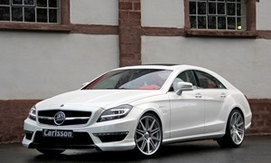 Carlsson CK63 RS Santa Red