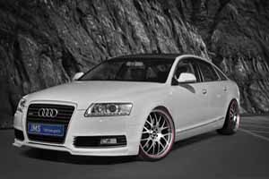 The new JMS Tuning Audi A6 C6 Facelift