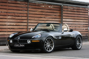 Senner Tuning Upgrades the Rare BMW E52 Z8