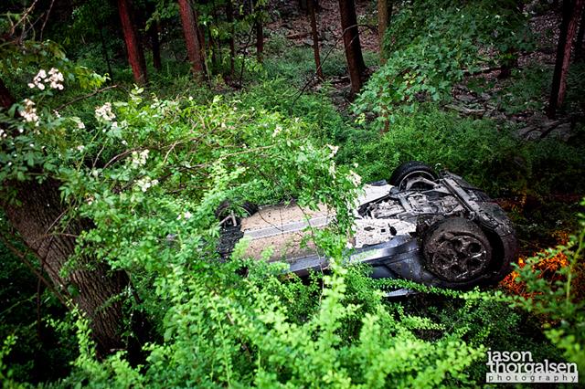 The Bear Mountain Lamborghini Crash