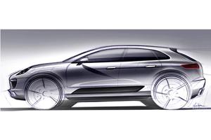 The new Porsche Macan