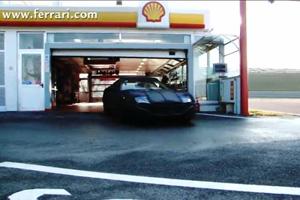 The new Ferrari F620 GT