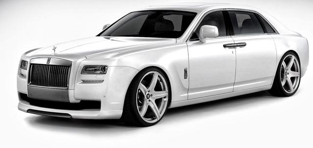 Vorsteiner Rolls Royce Ghost Tuning