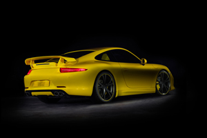 The new TechART 991 Porsche 911 is all about looking slick
