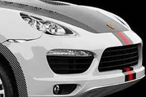 DMC Porsche Cayenne Terra 650