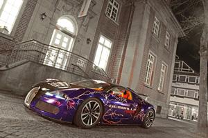 Cam Shaft Premium Car Wrapping Veyron Sang Noi